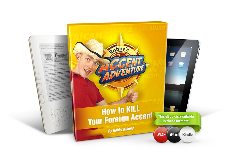 eBook How to Kill Your Foreign Accent