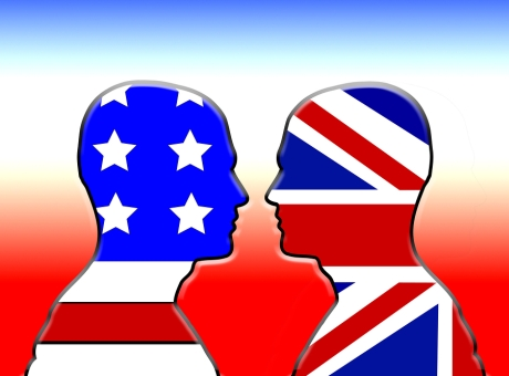Differences between American and British English