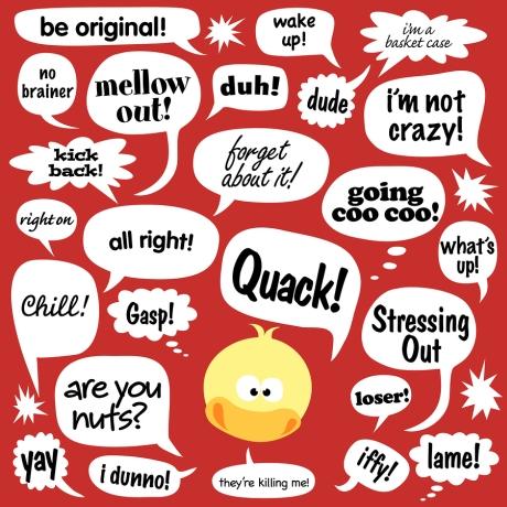 English Accent vs Slang